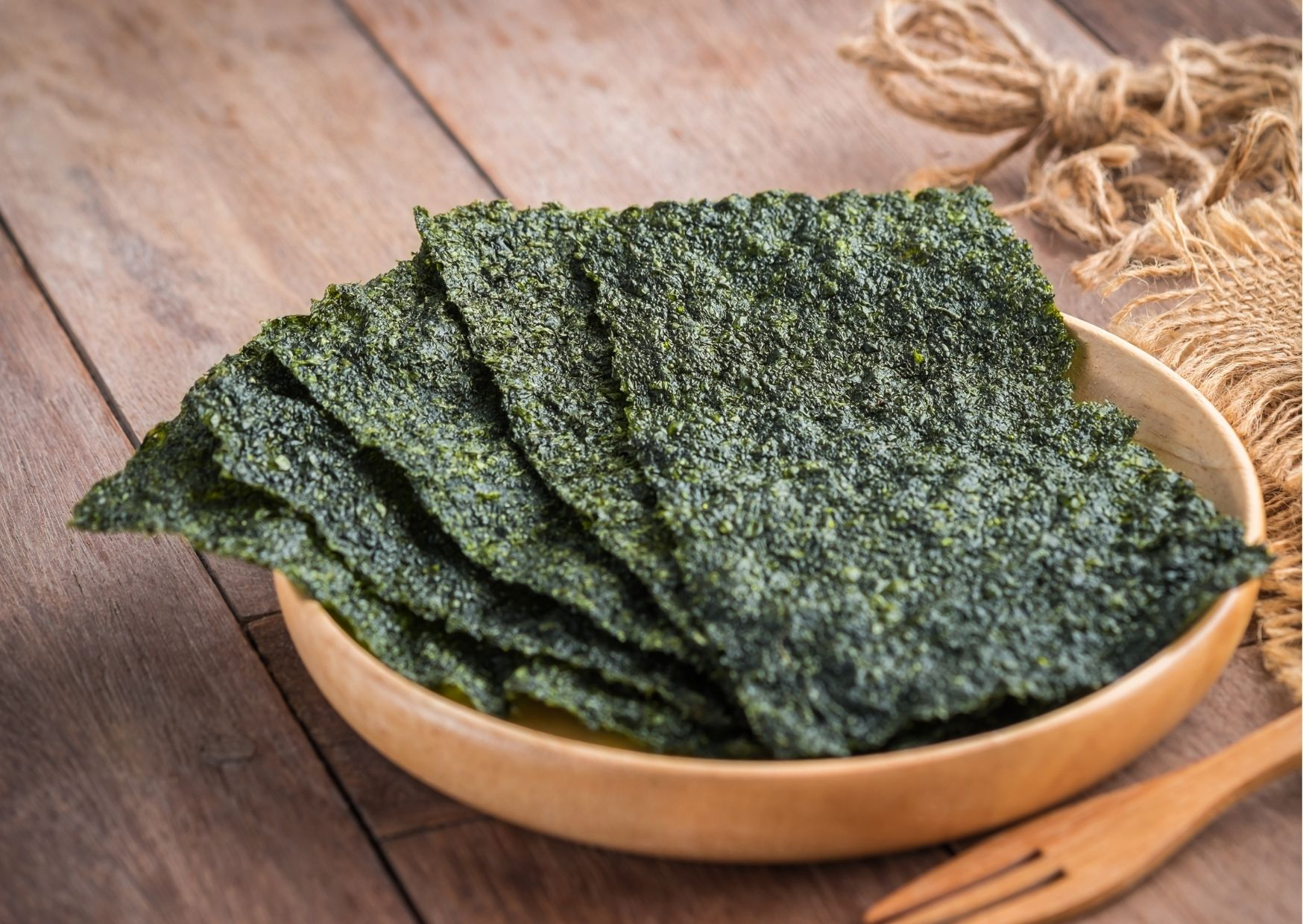 why you should add seaweed to your diet